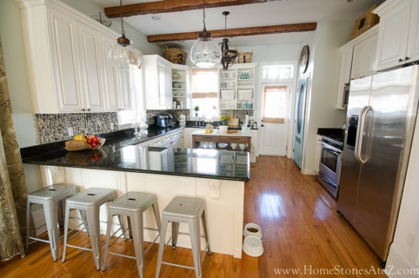 how to add a kitchen island 3 ways to personalize your kitchen 7501