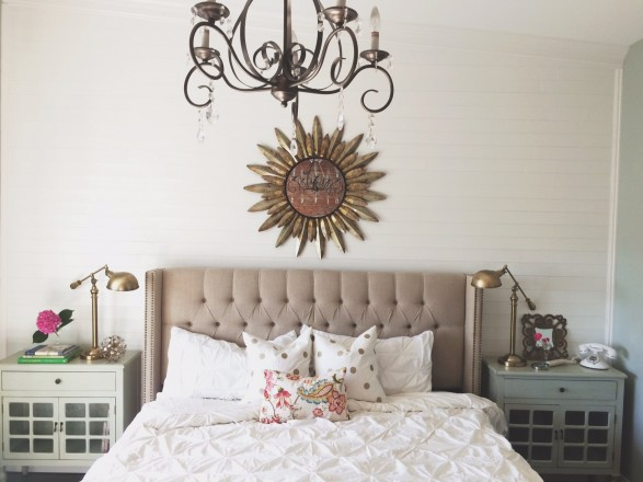 Simple Bedroom Updates simple master bedroom updates - home stories a to z