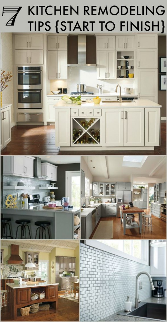 nice Kitchen Remodel Where To Start #2: Home Stories A to Z