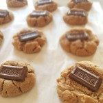 Easy and Delicious Gluten Free Chocolate Peanut Butter Cookie Recipe