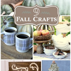 Do it yourself decorating fall craft home stories a to z for Easy diy fall crafts