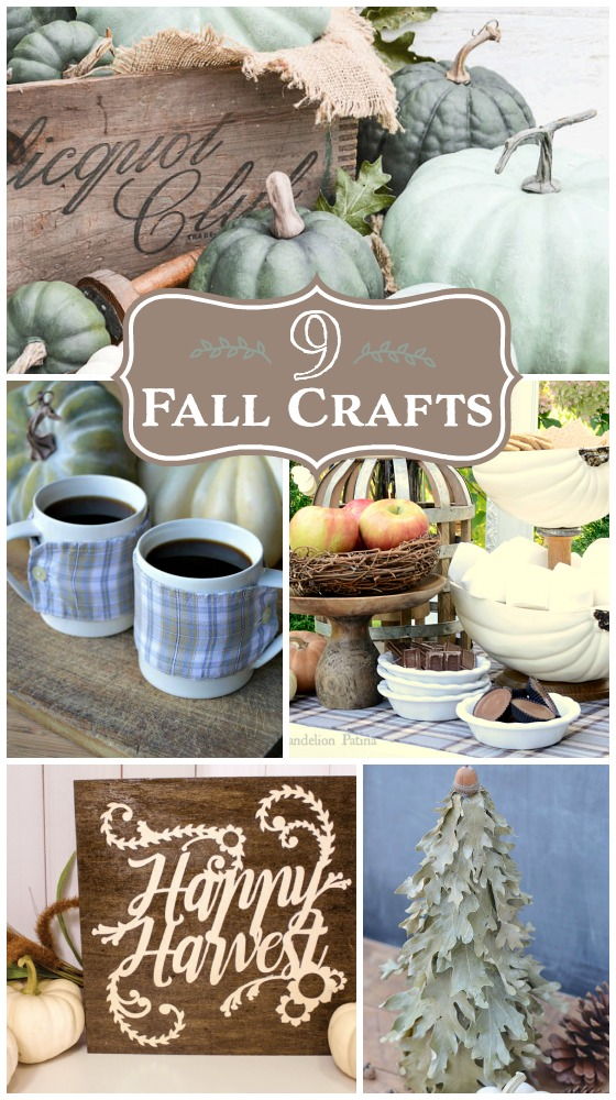 9 Easy Fall Crafts To Make This Autumn Home Stories A To Z