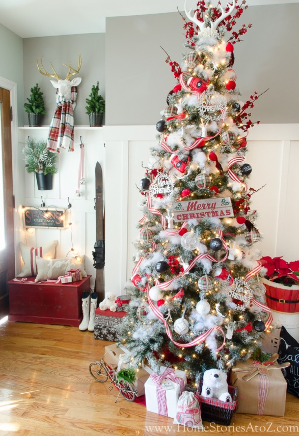 Cottage Rustic Christmas_