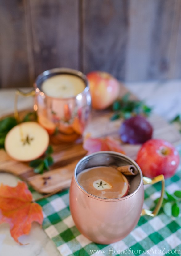 Ginger Caramel Apple Moscow Mule-3