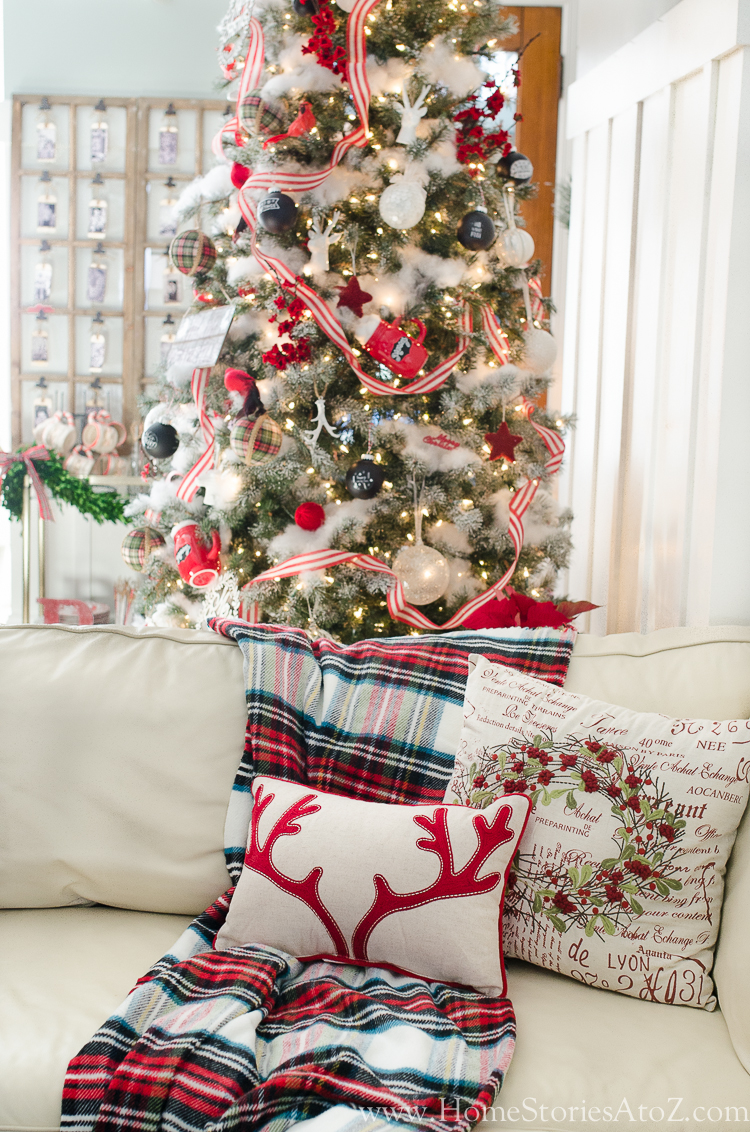 12 bloggers of christmas with balsam hill home stories a to z. Black Bedroom Furniture Sets. Home Design Ideas