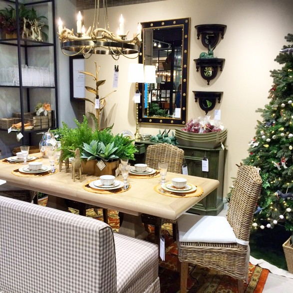 Home Decor Shop Design Ideas: Tour Of Ballard Designs New Store