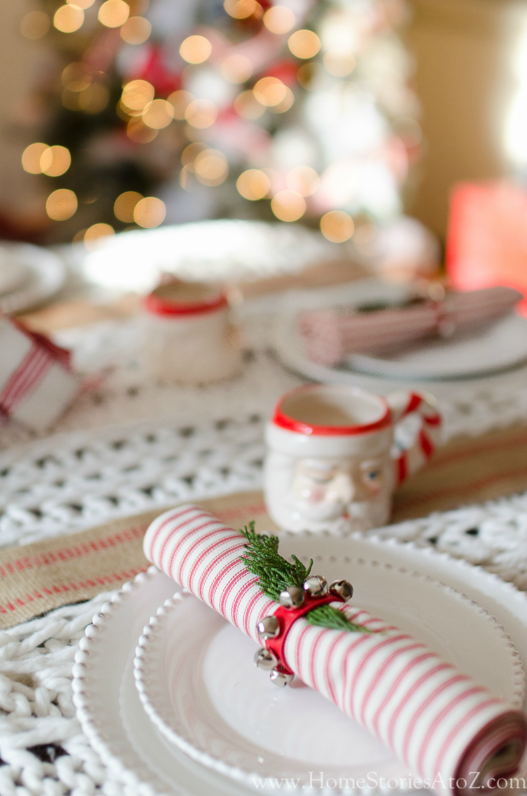 Pottery Barn Christmas Table Runner
