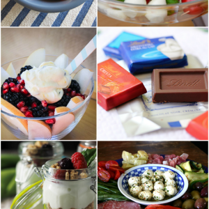 30 healthy snack ideas