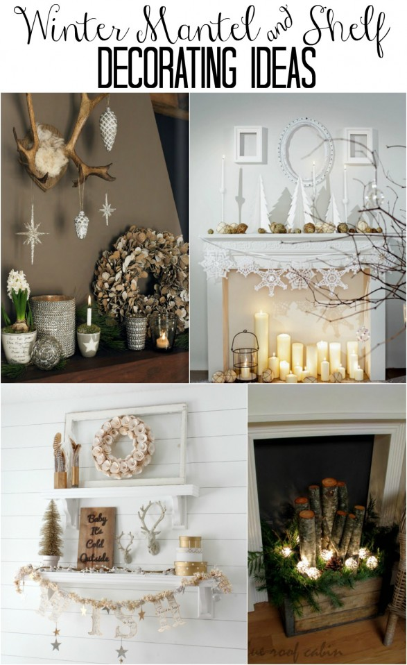Home Decorating Ideas Farmhouse Nice 99 Modern Farmhouse: Winter Decor Ideas For The Home