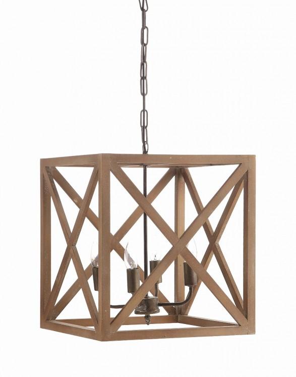 square x pendant