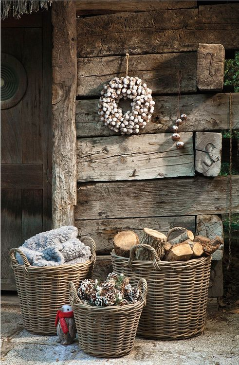 Winter Outdoor Decorating Ideas