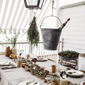 Winter Tablescape Decorating Ideas
