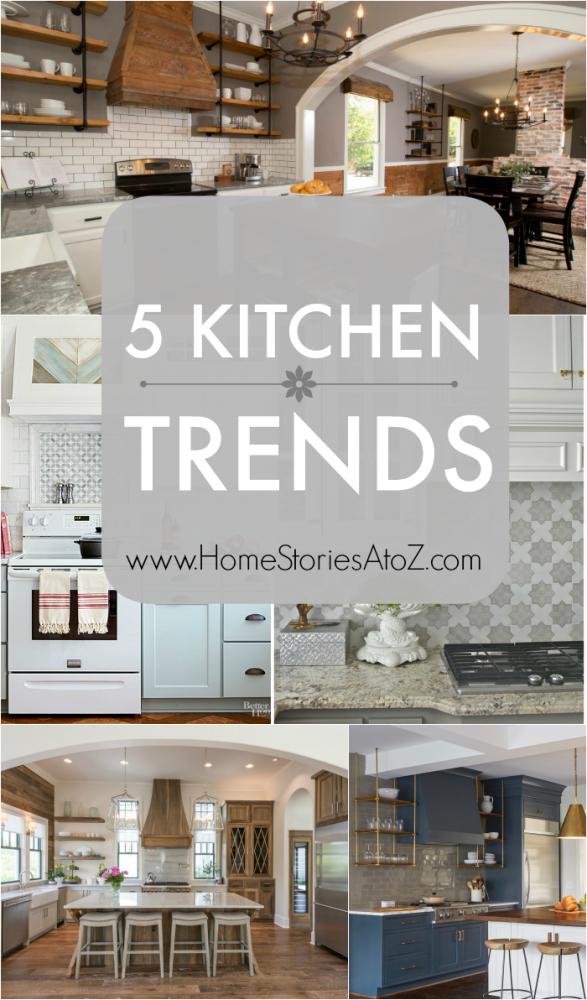 5 Kitchen trends worth noting for next kitchen redesign