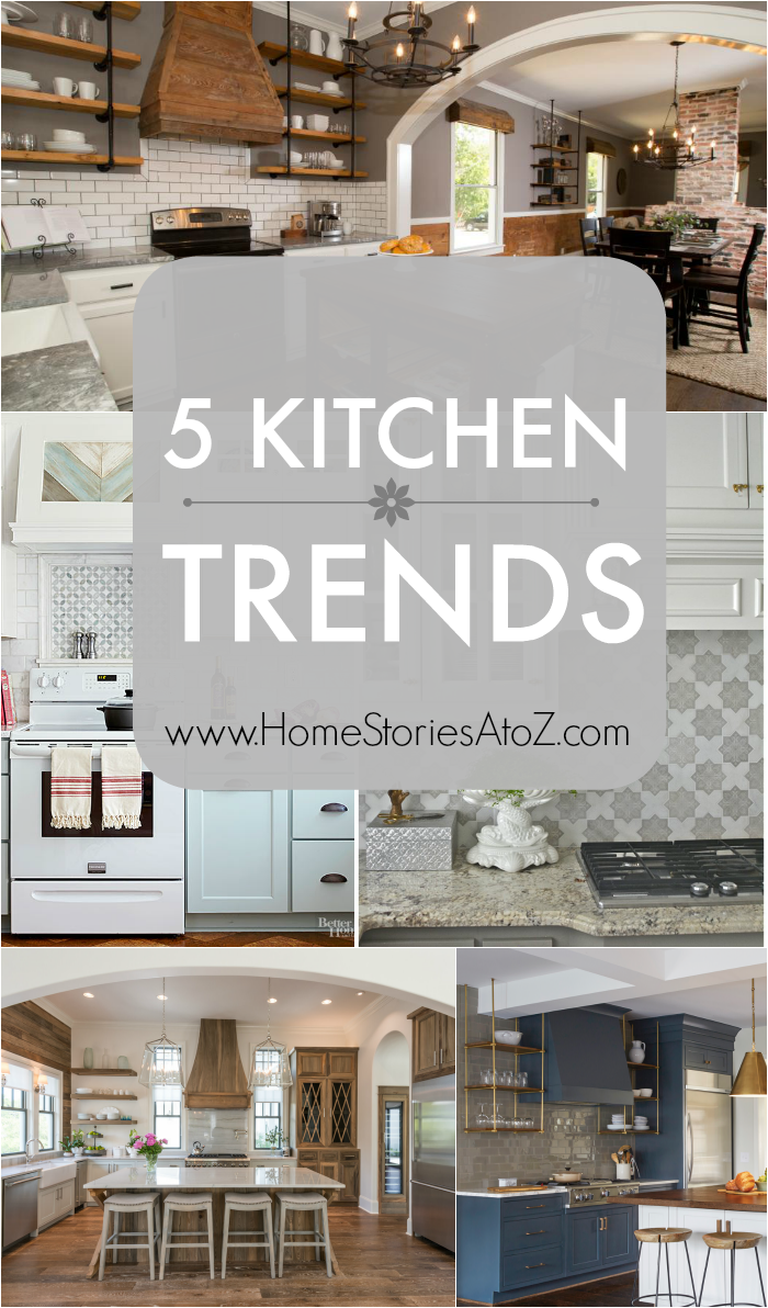 5 Kitchen trends worth noting for next kitchen redesign