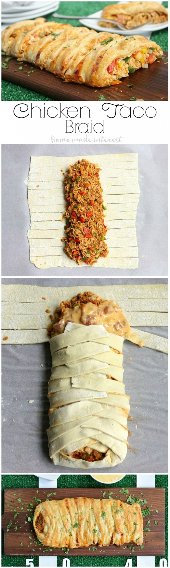 Chicken-Taco-Braid