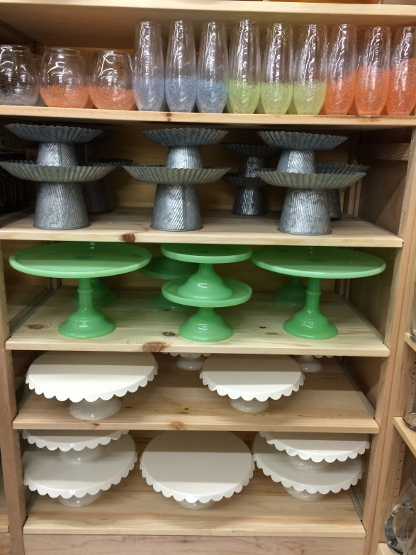 world market cake stands