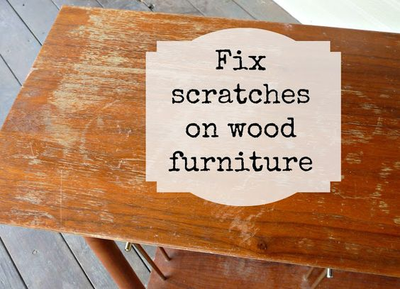 Old furniture hack