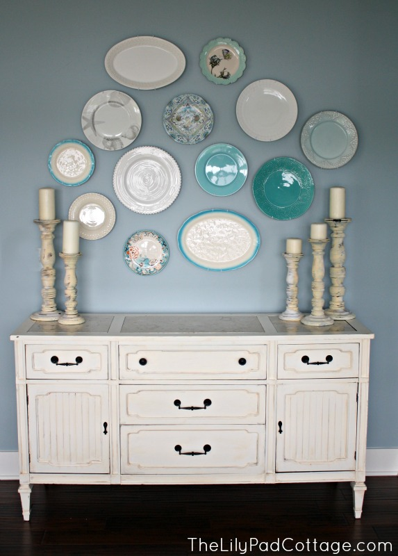 How To Decorate With Plates On A Wall Home Stories A To Z