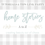 Tutorials & Tips Link Party {345}