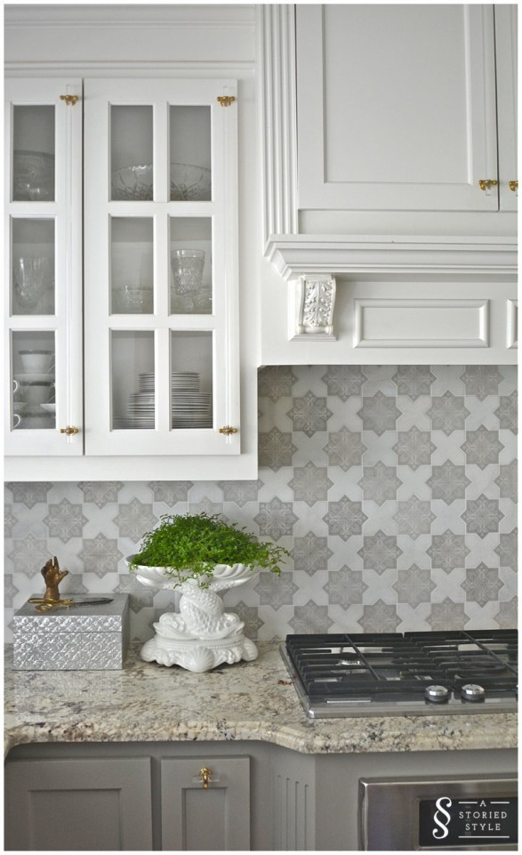 Current Trend In Kitchen Backsplash