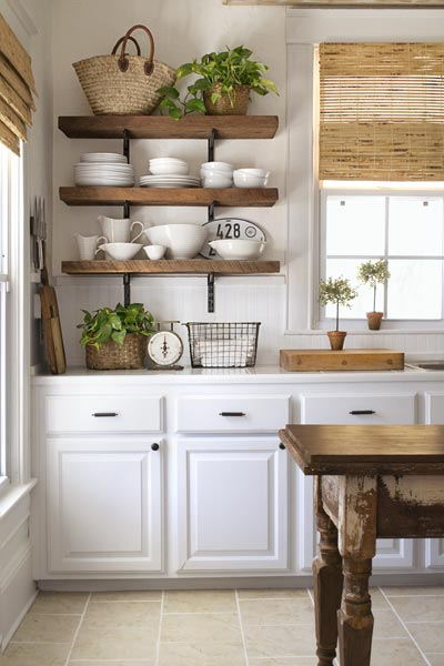 The Benefits Of Open Shelving In The Kitchen: Trend Alert: 5 Kitchen Trends To Consider