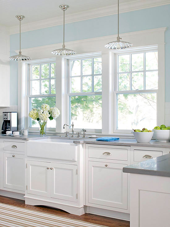 Trend alert 5 kitchen trends to consider home stories a - White kitchen ideas that work ...