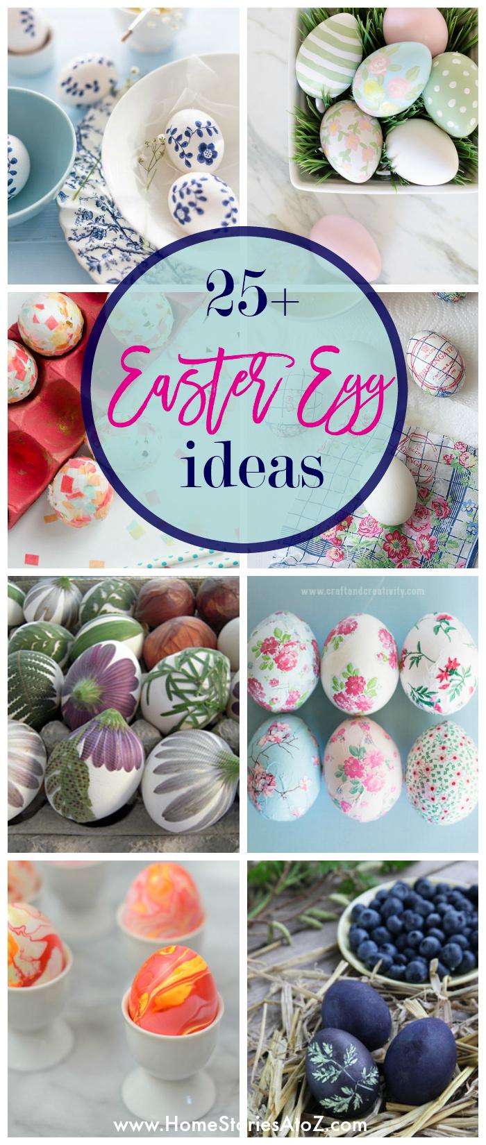 25 Unique French Nail Art Ideas On Pinterest: 25 Unique Easter Egg Ideas