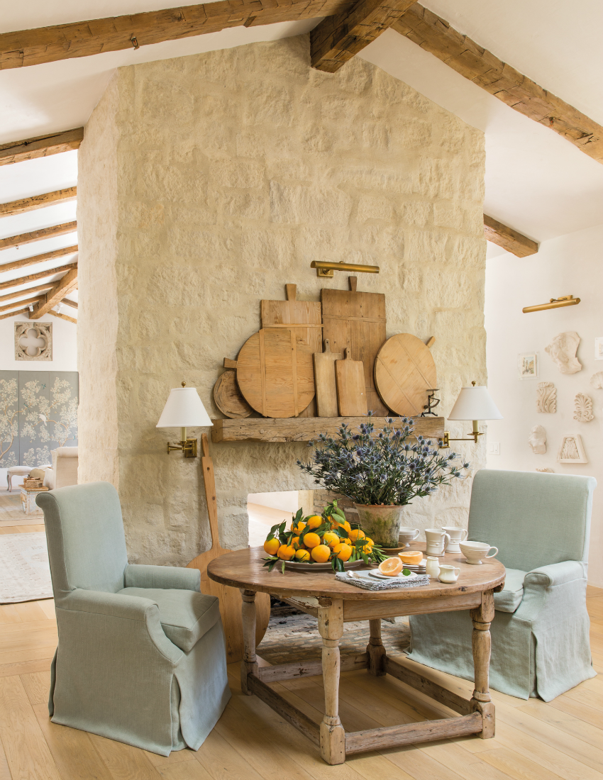 French Country Wall Decor at Home and Interior Design Ideas