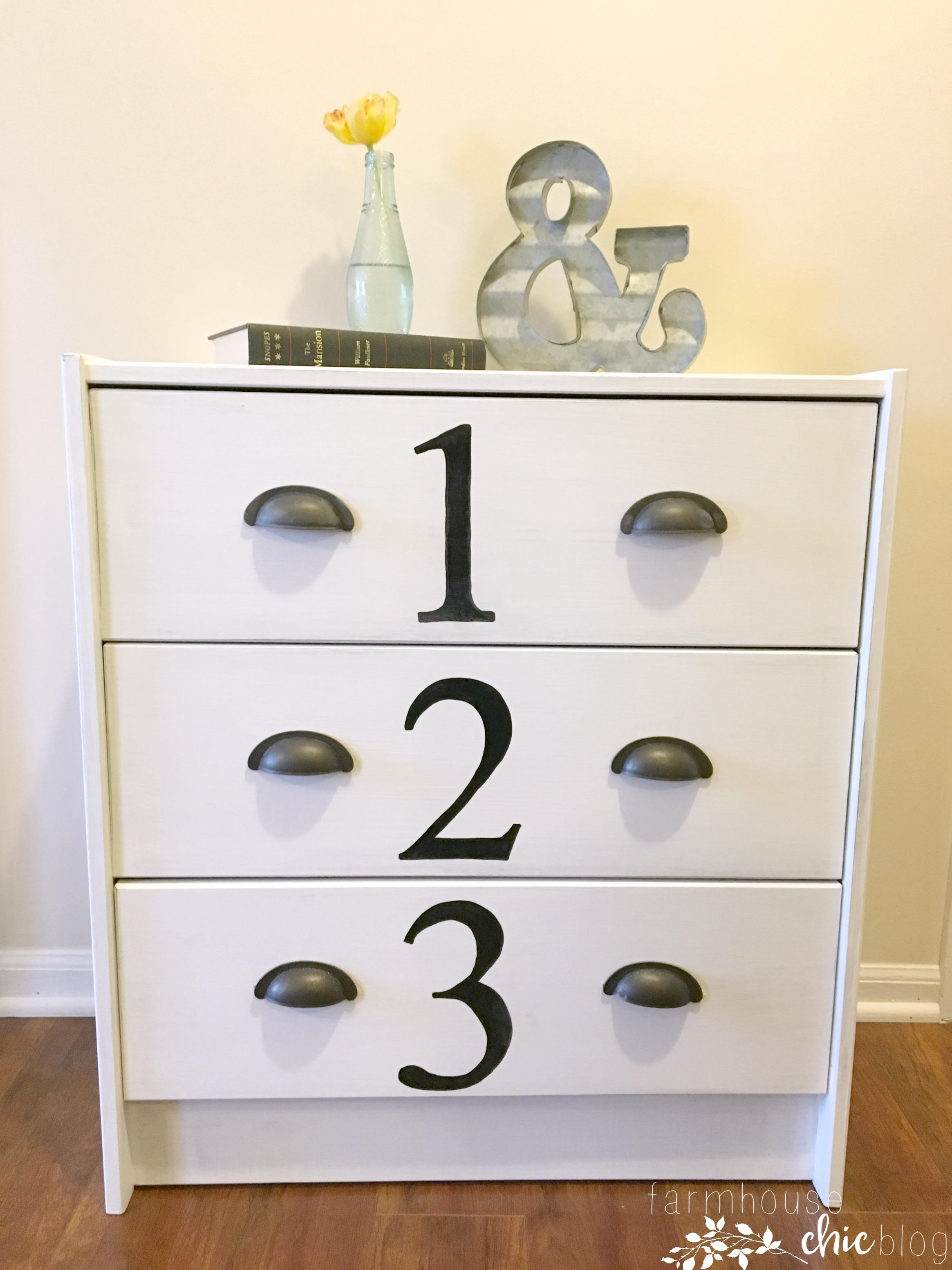Ikea Dresser Transformation ~ Ikea dresser