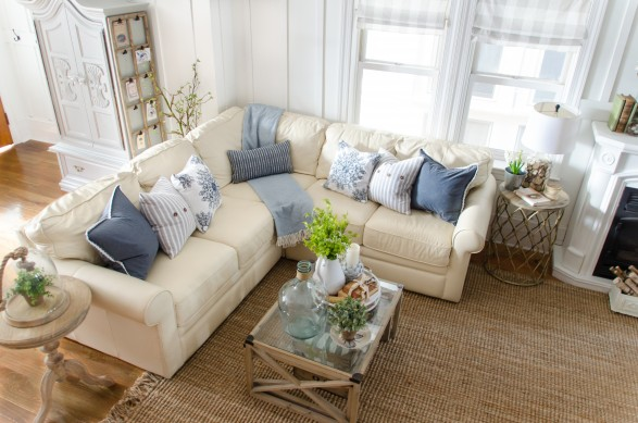 4 Tips for Refreshing Your Living Room for Spring with Birch Lane ...