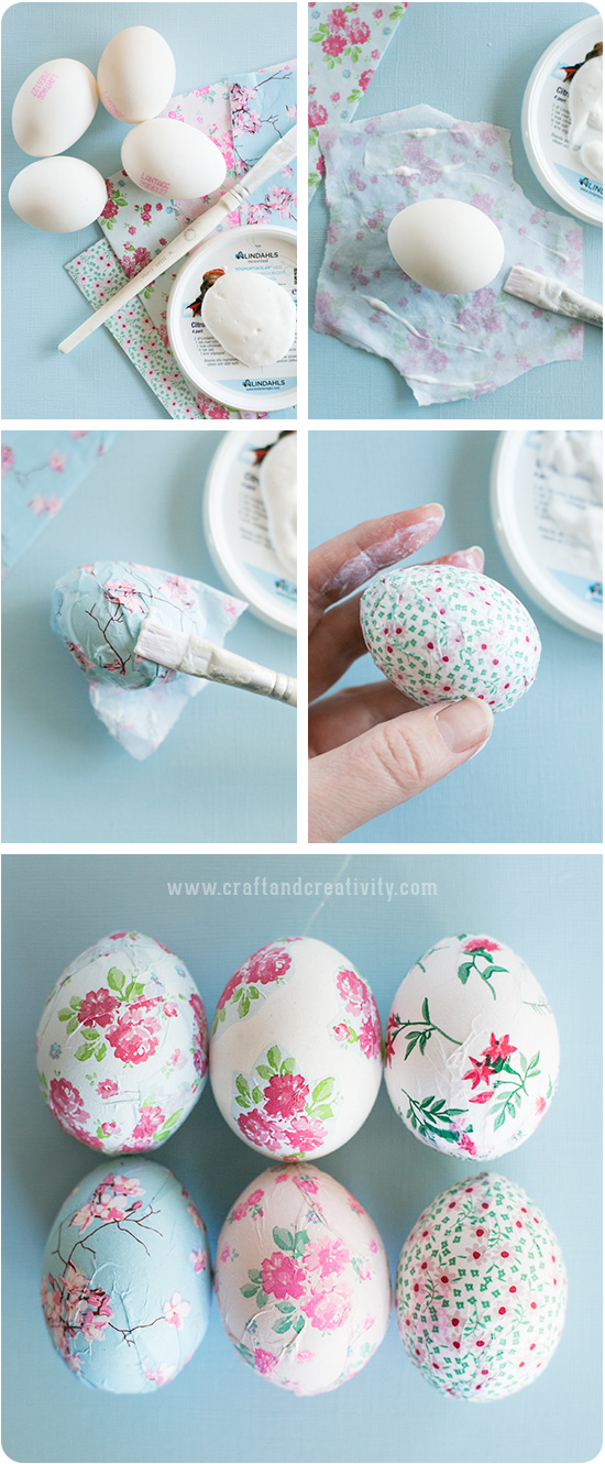 decorated easter egg ideas
