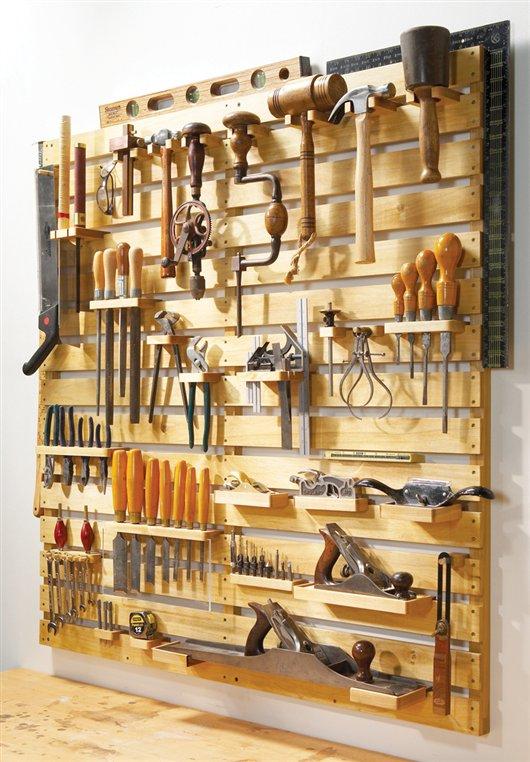 16 brilliant diy garage organization ideas - Armoire de rangement pour garage ...