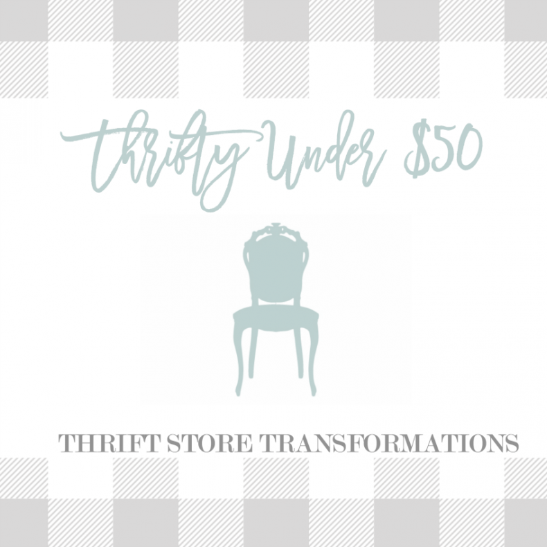 Thrifty Under $50 hop button