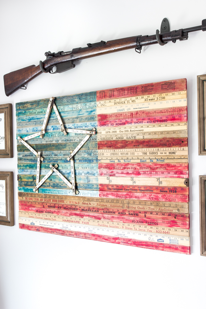 Yardstick-American-Flag-Wall-Art