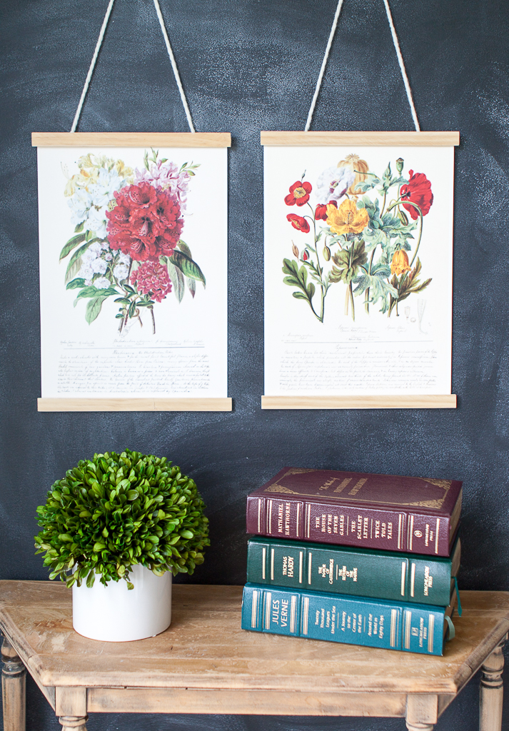 botanical-prints-trash to treasure