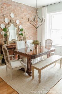 how to paint dining chair
