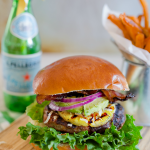 Hawaiian Sausage Burger Recipe