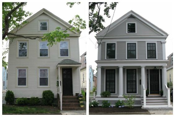 Greek Revival Restoration