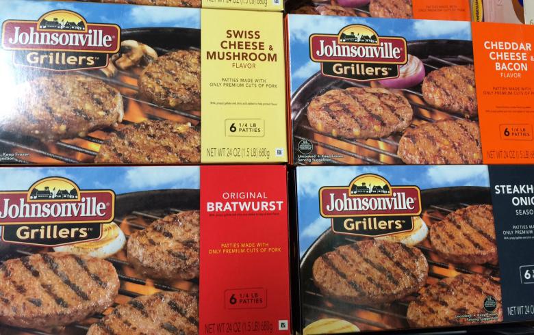Johnsonville Grillers