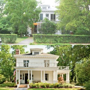 Southern Living Southern Craftsman Before and After
