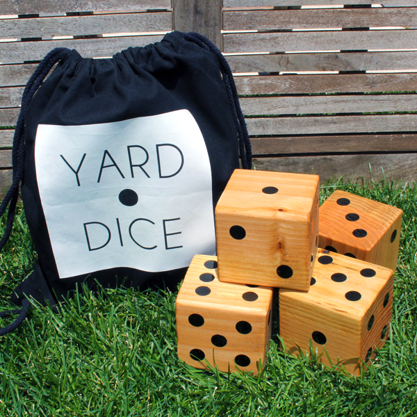 outdoor dice tutorial backyard games