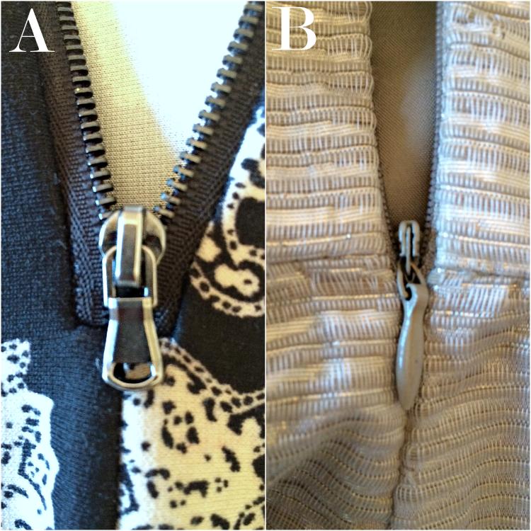 zipper types