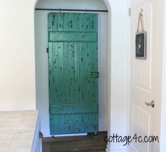 Ordinaire Bathroom Barn Door