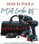 Building Memories: Bosch Tools Giveaway