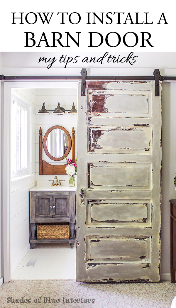 How to Install a Barndoor