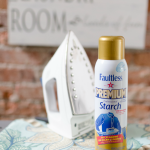 7 Creative Hacks Using Faultless Spray Starch