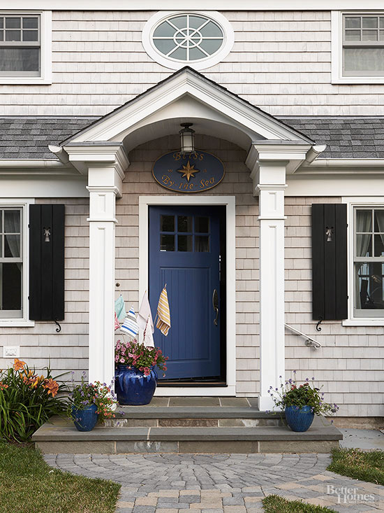 Better Homes and Gardens Blue Door