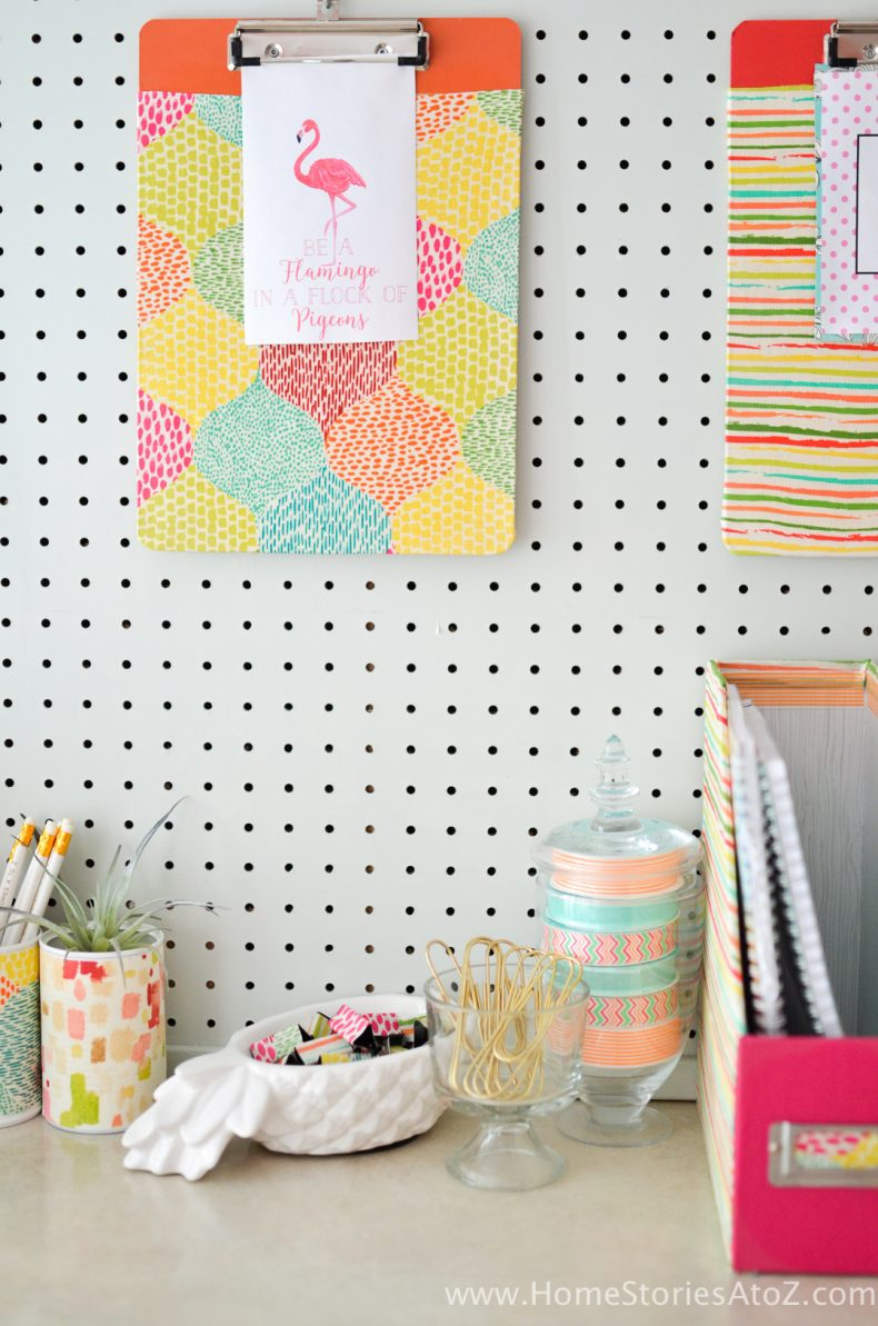 DIY Dorm School Supplies-9