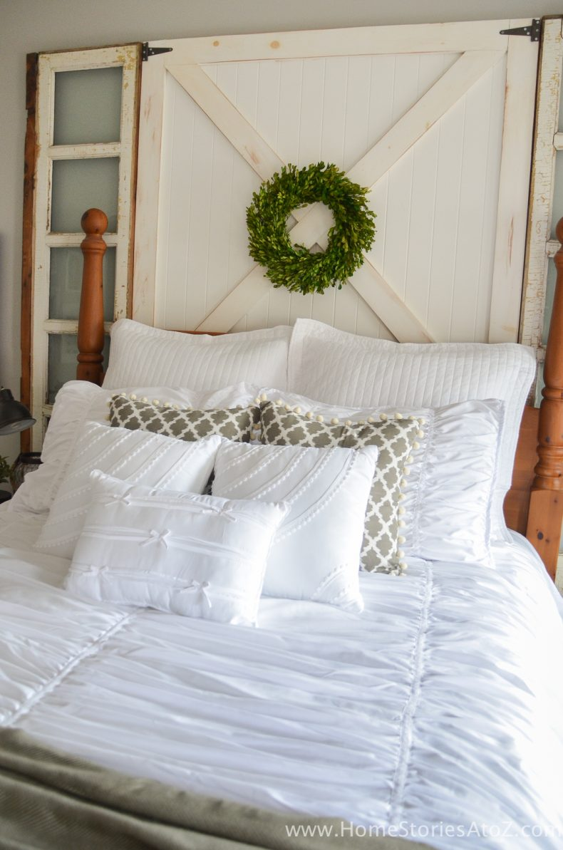 Farmhouse Bedroom Ideas Bed Frames