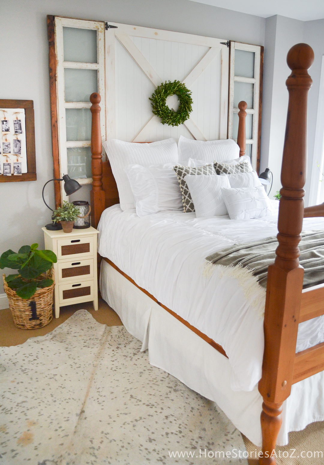 Do It Yourself Home Decorating Ideas: 5 Affordable Tips To Creating A Modern Farmhouse Look In
